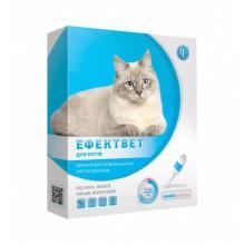 Ефектвет для котiв (краплі протипаразитарні)