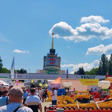 Найбільша в Україні та Східній Європі агропромислова виставка «АГРО-2021»